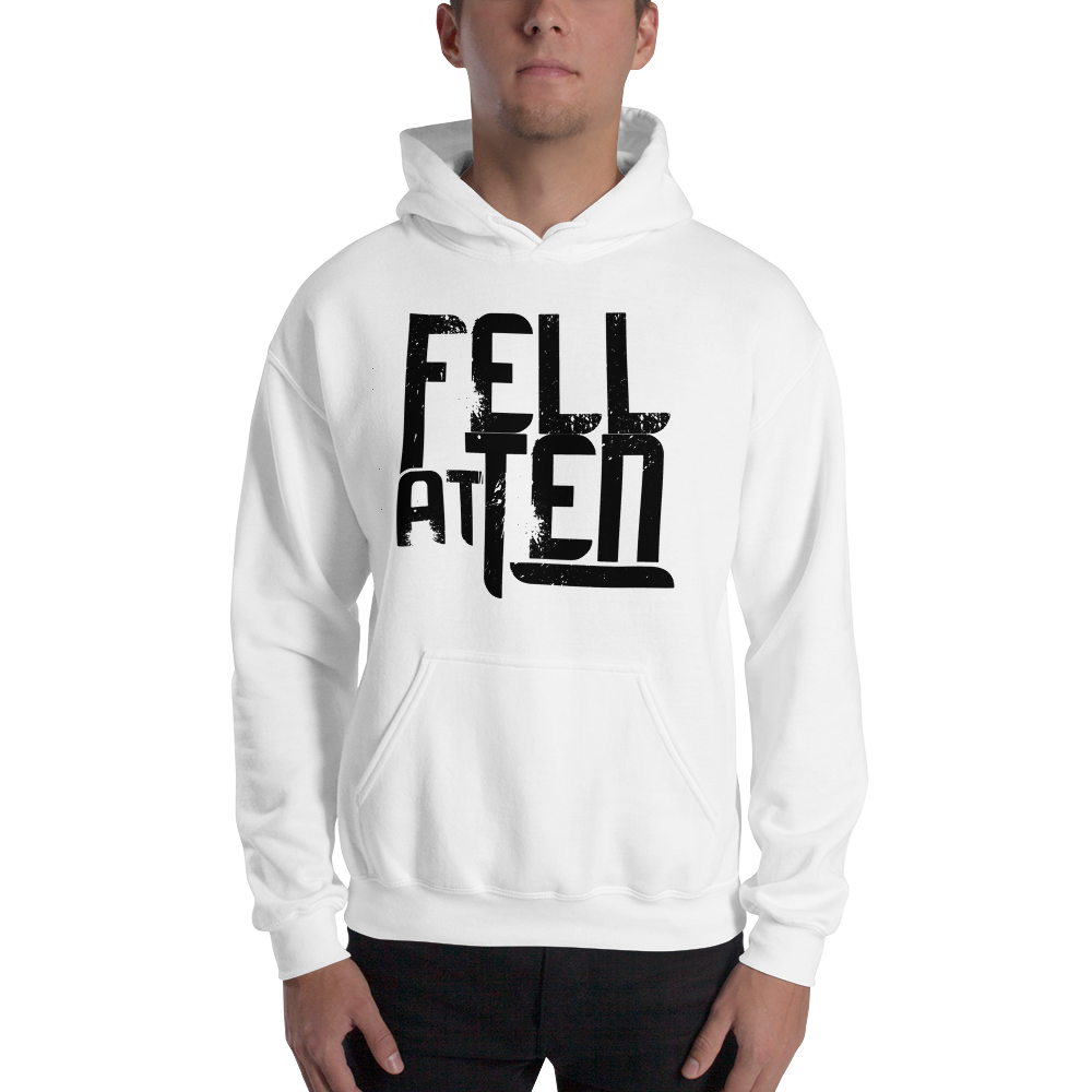 Fell At Ten - Hoodie - Light