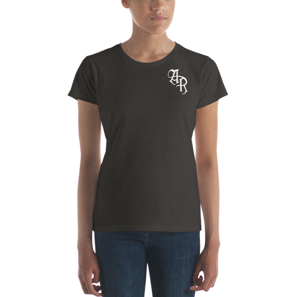 Audio Reign - Double sided Women's short sleeve t-shirt