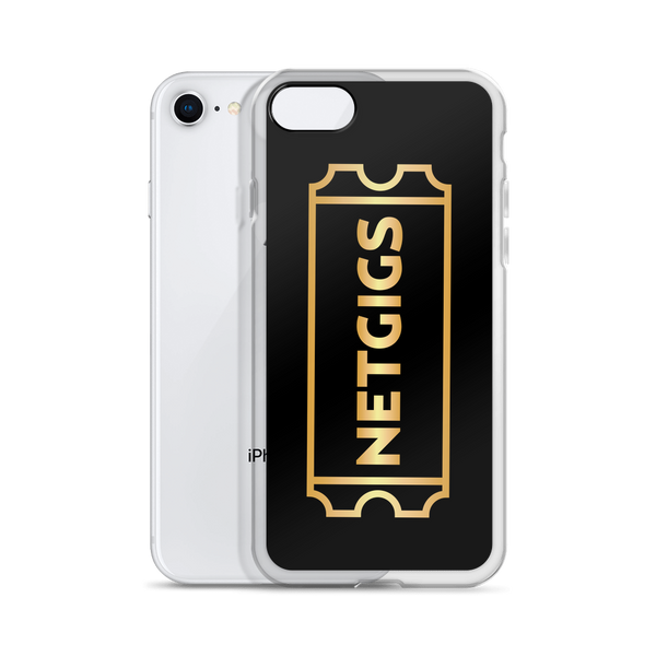 Netgigs - iPhone Case