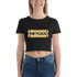 Netgigs - Women's Crop Tee