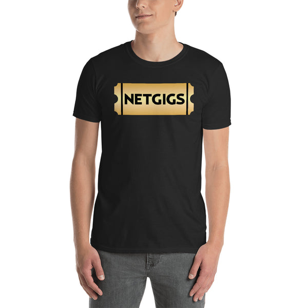 Netgigs - Short-Sleeve Unisex T-Shirt