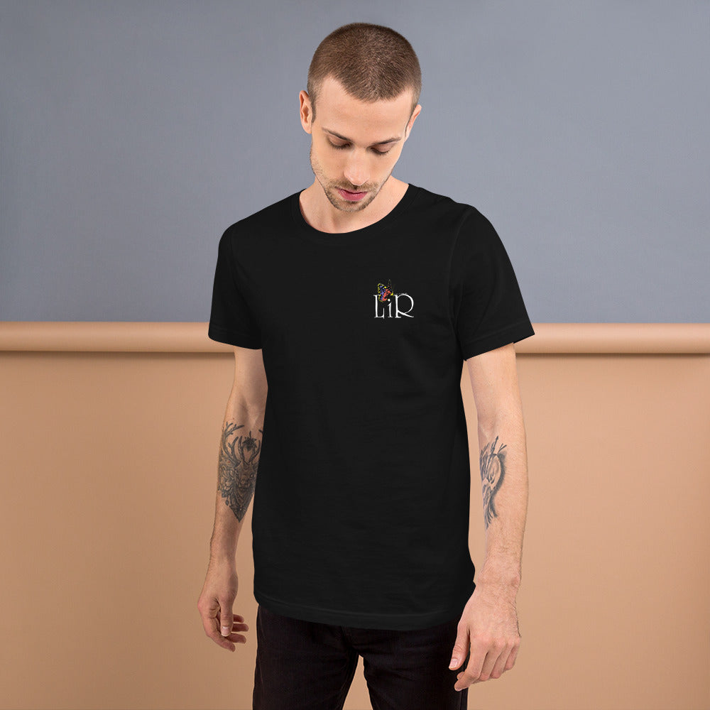 LiR - Short-Sleeve Unisex T-Shirt - Nest 25th Anniversary