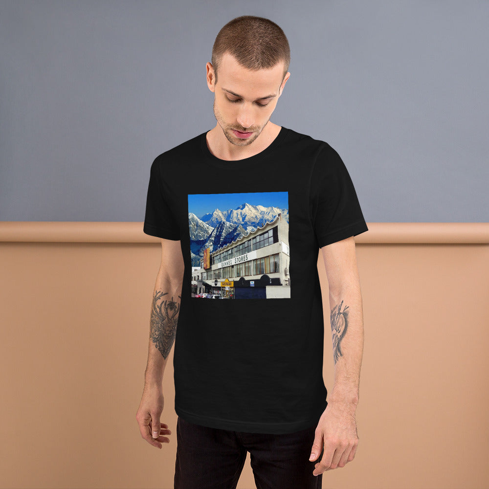 LiR - Donaghmede Shopping Centre - Short-Sleeve Unisex T-Shirt