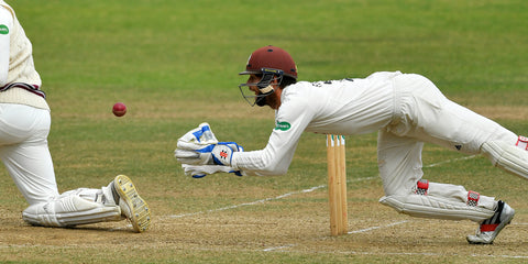 Wicket-Keeping for Adults
