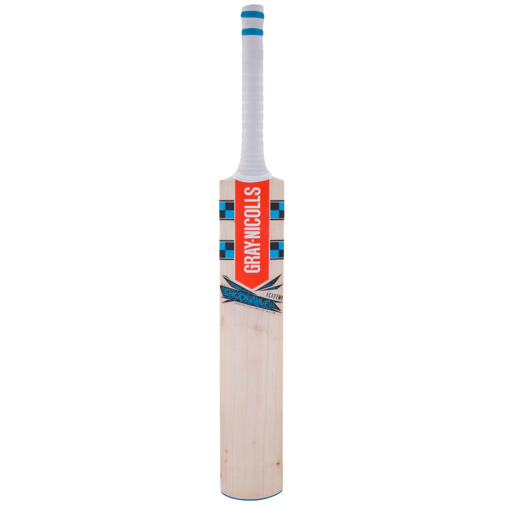 2600 CAEJ19 1606604 Bat Shockwave Academy Size 4 Handle Front