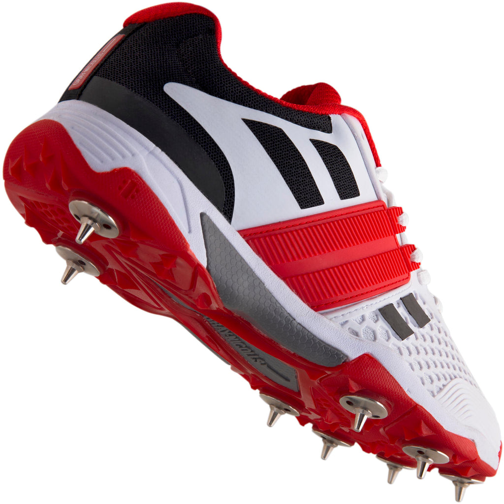 Cage 2.0 Spike Cricket Shoes | Gray