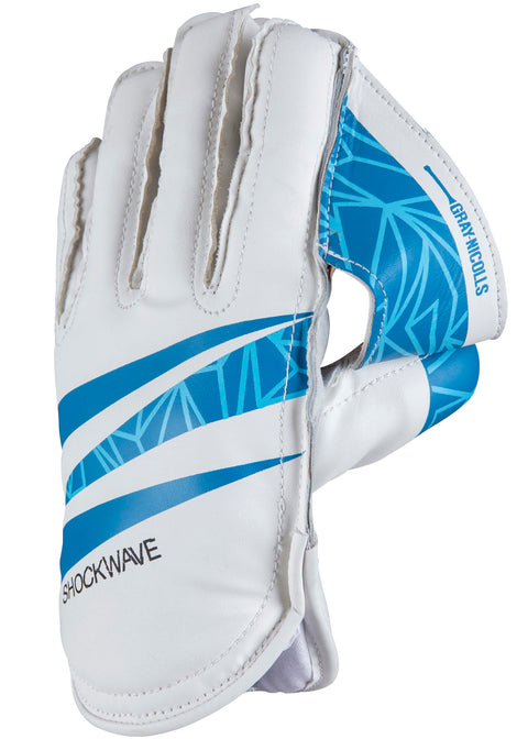 2600 CWDA19 5709202 Wicket Keeping Starter Set Shockwave Glove, Back