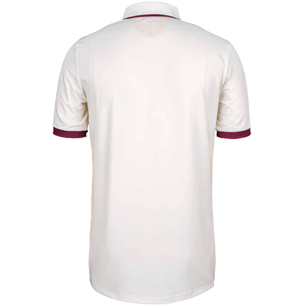 CCAB18Shirt Pro Performance Maroon S_s, Back