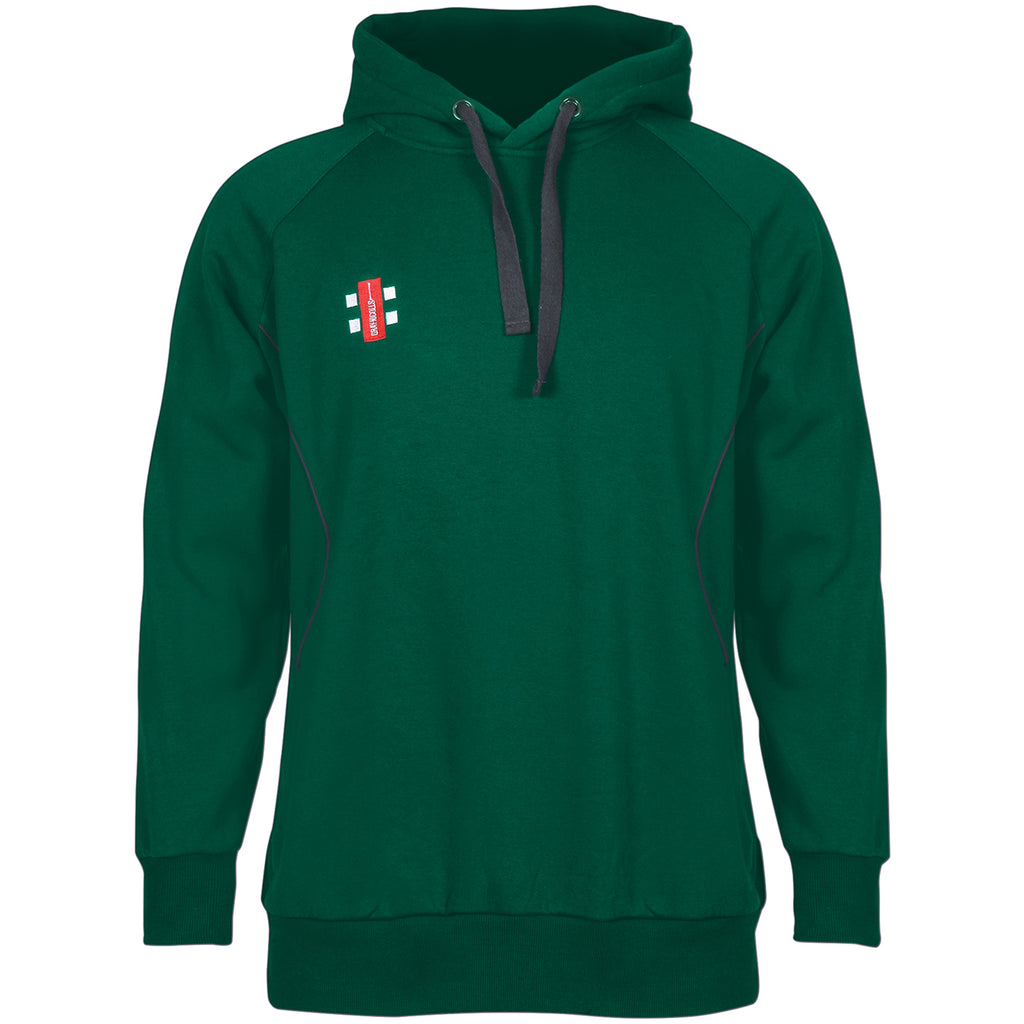 CCDC14TOP HOODED STORM GREEN