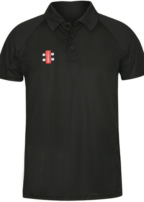 CCFC14LeisureShirts Matrix Polo Shirt Black