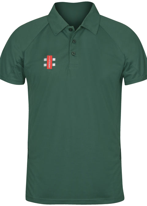 CCFC14LeisureShirts Matrix Polo Shirt Green