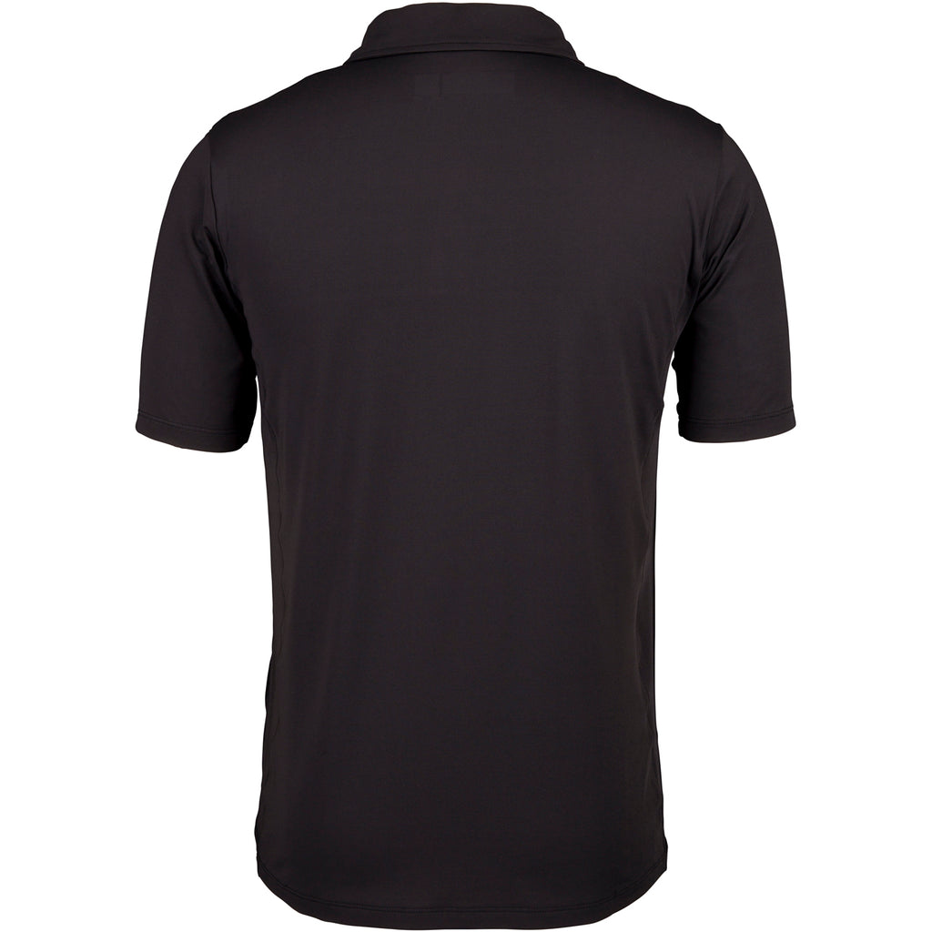 CCFC18Polo Shirt Pro Performance Black, Back