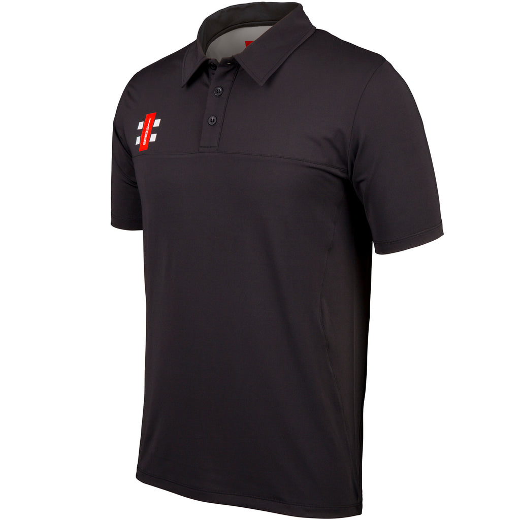 CCFC18Polo Shirt Pro Performance Black Main