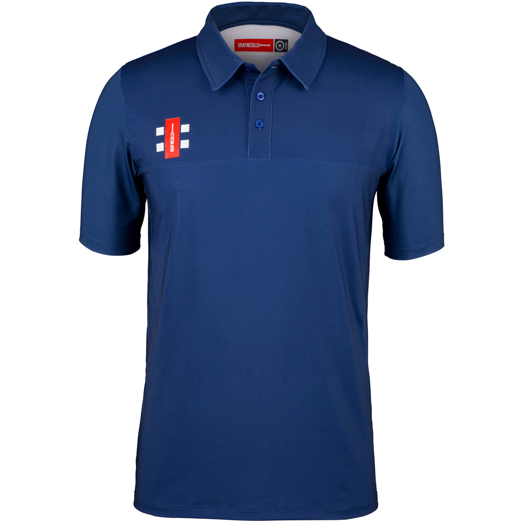 CCFC18Polo Shirt Pro Performance Navy, Front