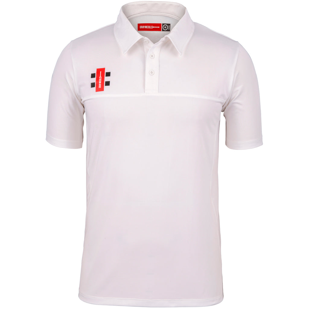 CCFC18Polo Shirt Pro Performance White, Front