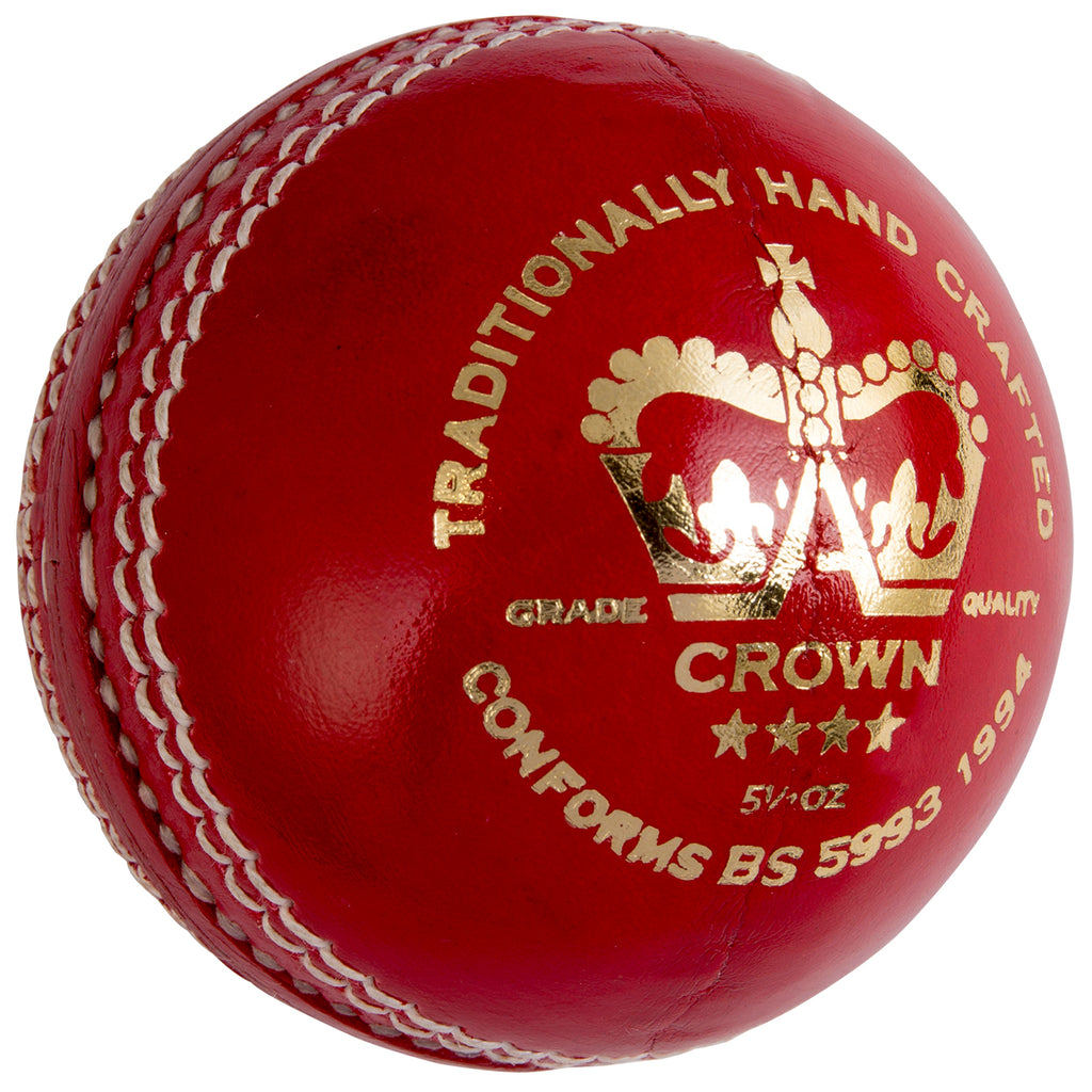 CDAF17Ball Crown 4 Star Red Front