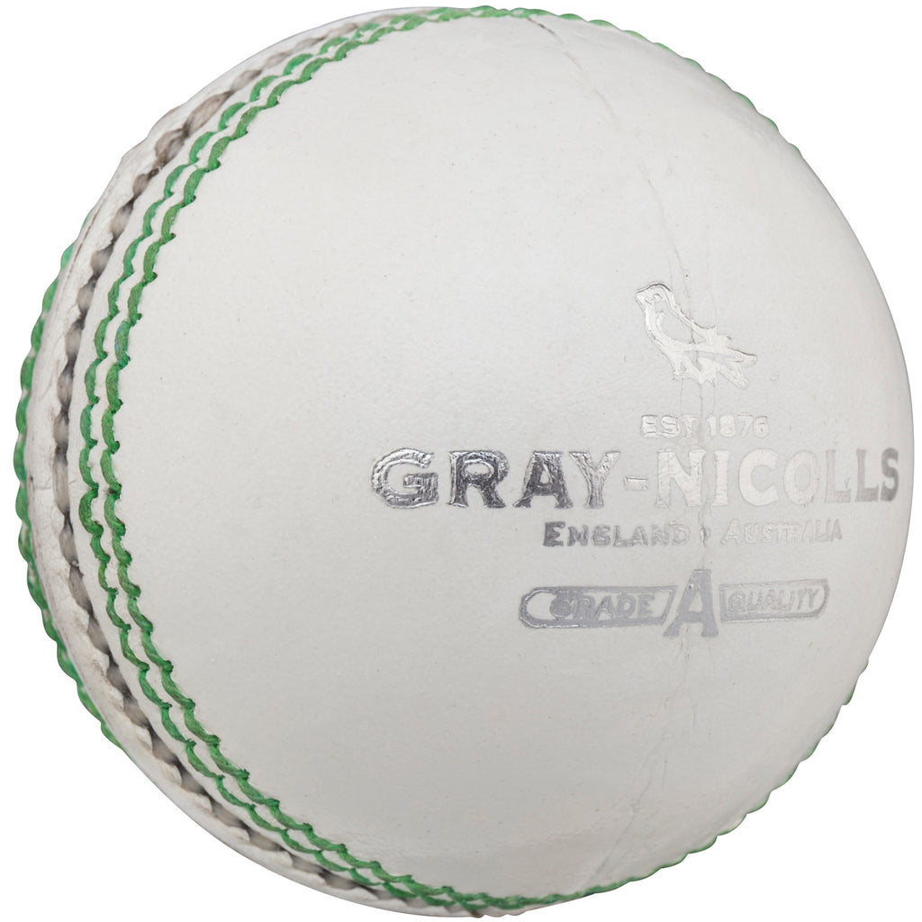 CDAJ18Ball Crest 4 Star 156g White Back
