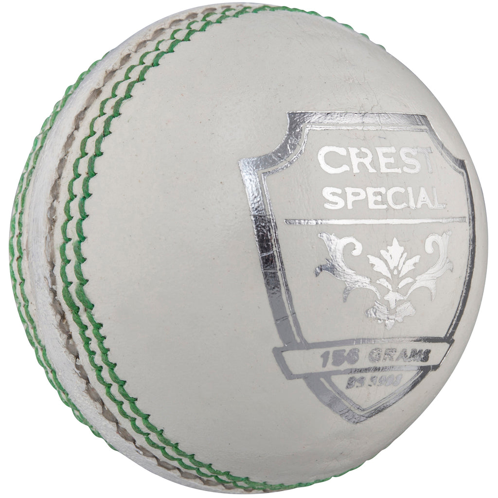 CDAL18Ball Crest Special 156g White Front