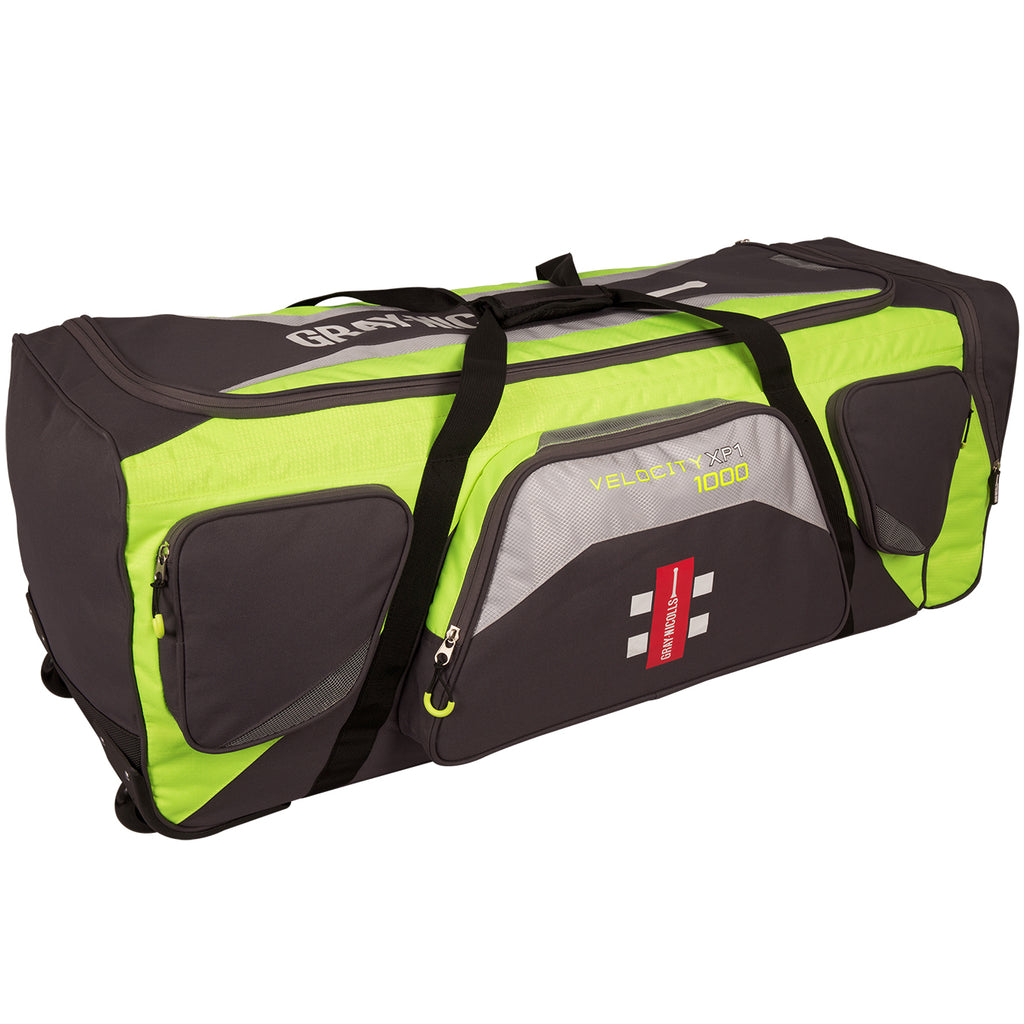 CHAF17Bag Pro Velocity XP1 1000 Holdall Green_grey Back
