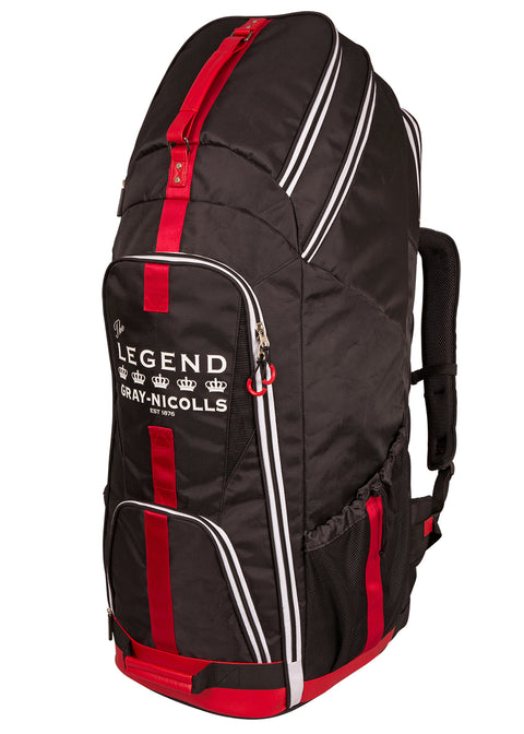 CHBA17Bag Legend Duffle Black_red_white Front