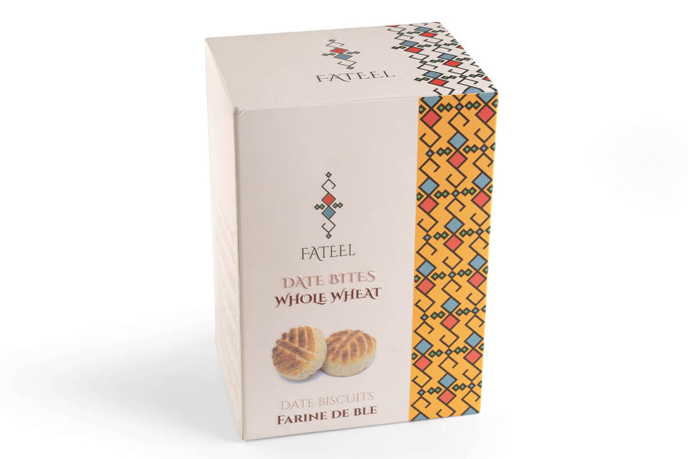 Whole Wheat Date Bites (3 Boxes)
