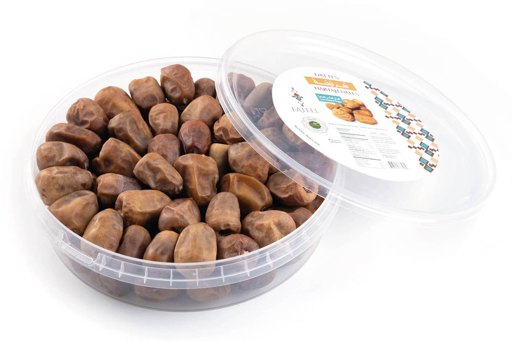 Nabtah Dates 1 KG (3 Boxes) - Low Natural Sugar