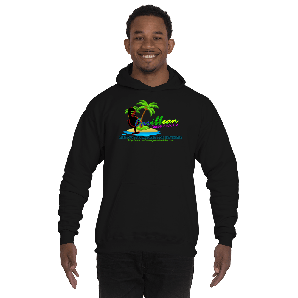 Male/Female Hoodie from Caribbean Gospel Radio FM