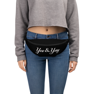 Yes&Yay Mantra Fanny Pack