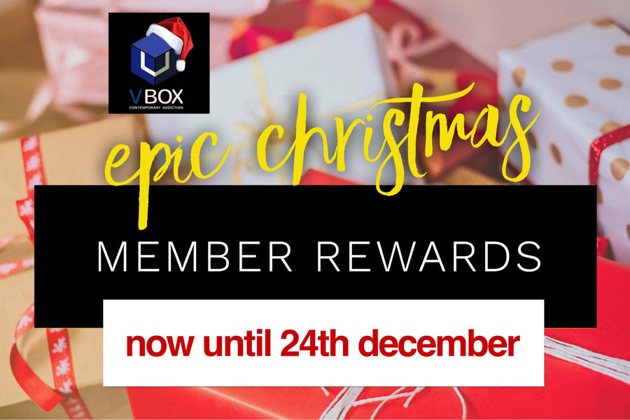 Epic Christmas Member Rewards