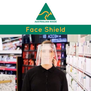 Australian Made Face Shield