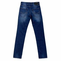 Guess Men Slim Tapered Jeans in St John Wash