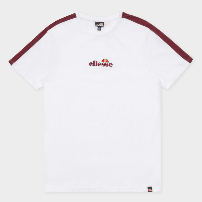 Ellesse Men Carcano V2 Tee in White