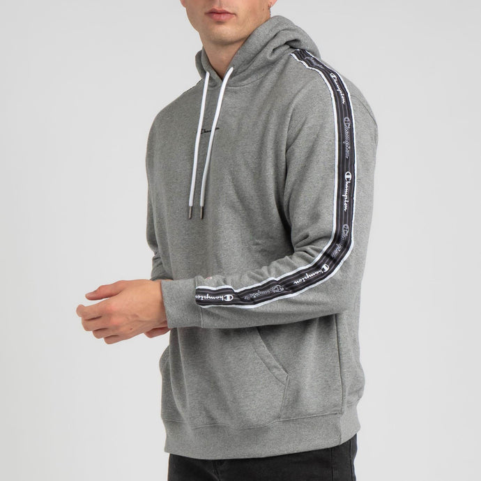 Champion Men EU Roch Tap Hood in Grey Marble