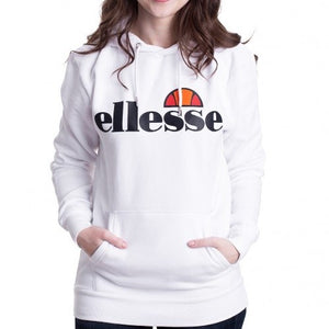 Ellesse Women Torices OH Hoody in White