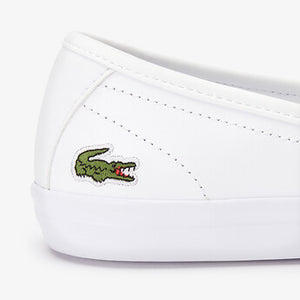 Lacoste Women Ziane Chunky BL1 CFA Shoes in White