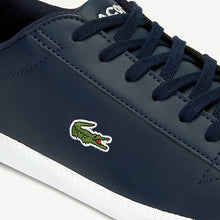 Lacoste Men Graduate BL 1 SMA Shoes in Navy/White