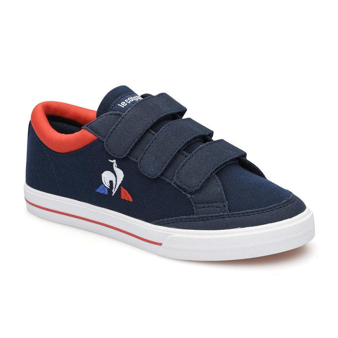 Le Coq Sportif Kids Verdon Sports PS Shoes in Dress Blue