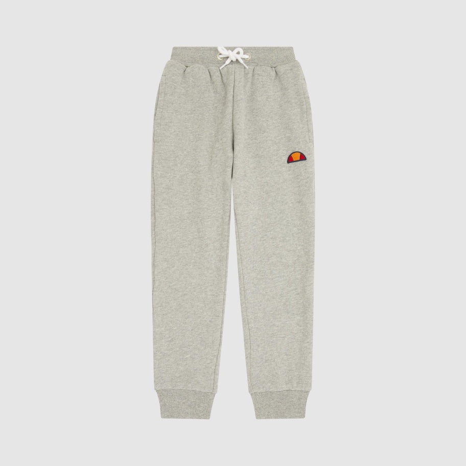 Ellesse Boys Colino Jog Pants in Grey Marle