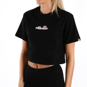 Ellesse Women Fireball Tee in Black