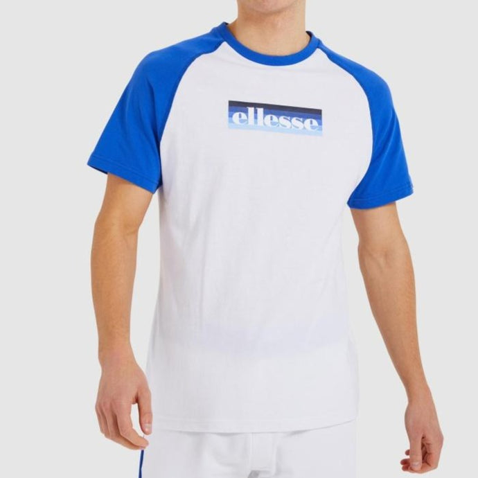 Ellesse Men Kershaw Tee Shirt in White