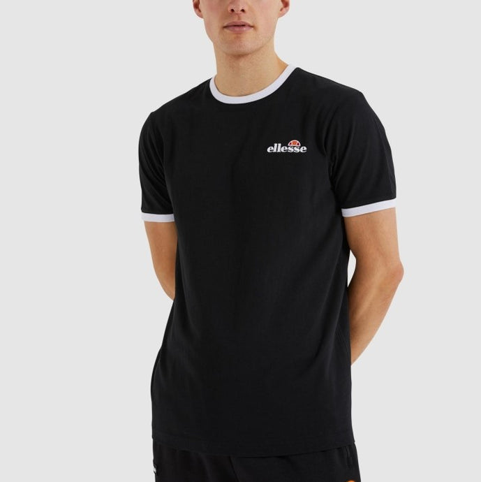 Ellesse Men Meduno Tee in Black