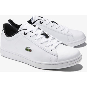 Carnaby Shoes in White/Black
