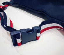 Le Coq Sportif Men Utility Bumbag in Dress Blues