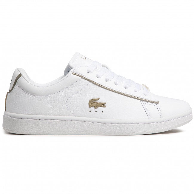 Lacoste Women Carnaby Evo 0721 3 SFA Shoes in White