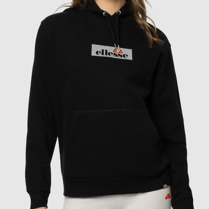 Ellesse Women Yarie Overhead Hoody in Black