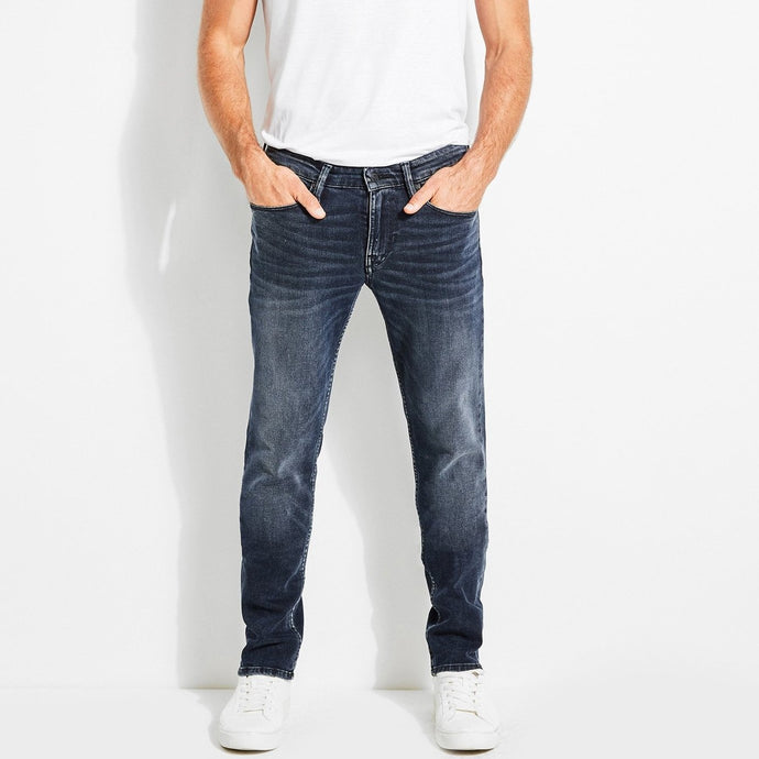 Guess Men Slim Taper Jeans in Datson Wash