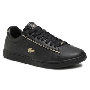 Lacoste Women Carnaby Evo 0721 3 SFA Shoes in Black