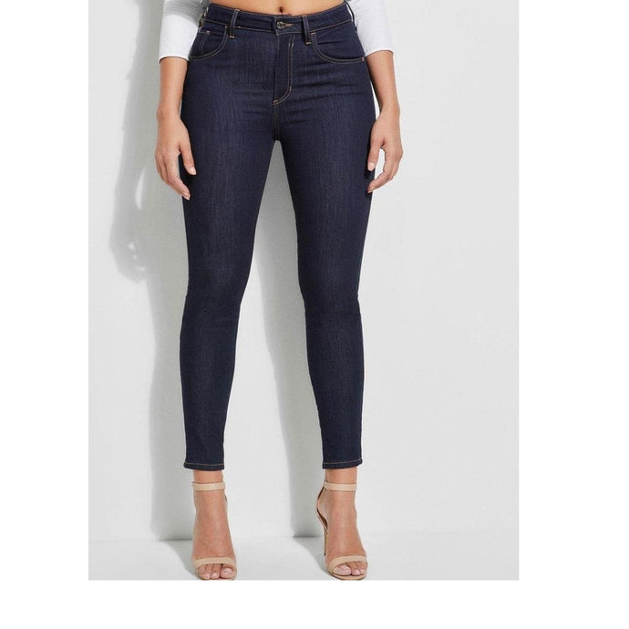 Guess Women Super High Rise Jeans in Arden Rise Wash