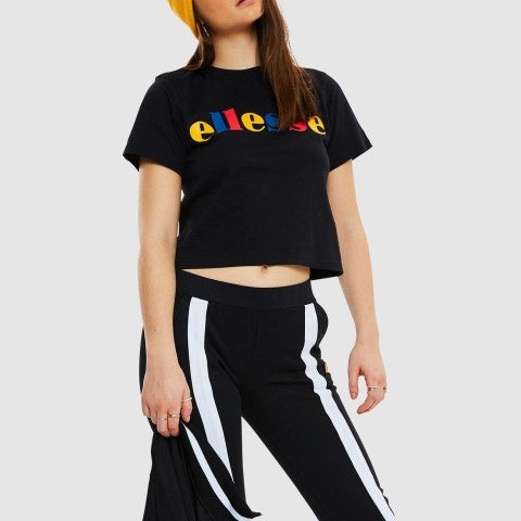 Ellesse Women Ralia Oversized T-Shirt in Black