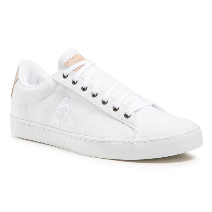 Le Coq Sportif Women Elsa Shoes in Optical White